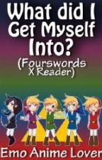 What Have I Got Myself Into? (A Fourswords X Reader) by EmoAnimeLover17