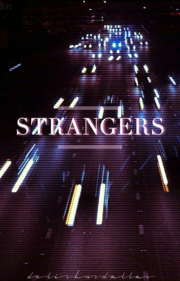 strangers ๑ c.d