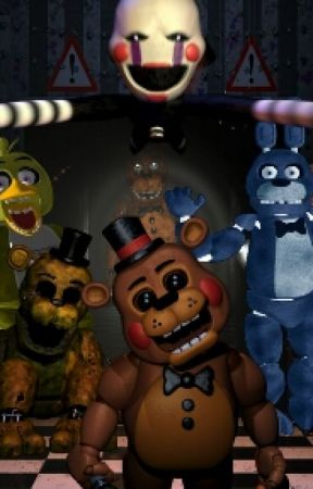 Five Nights at Freddy's (FanFiction) - Chapter 4 -Night 2