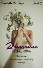 Exquisite Saga #2: Roussanne Shelkunova by JhasMean_