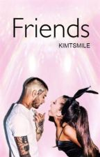 Friends - Zayn Malik / Ariana Grande by kimtsmile
