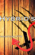Hybrids, Merome by EmmoyDino_FTW