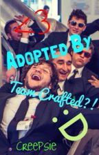 Adopted by Team Crafted?! by Creepsie