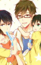 Quizá el no esta hecho para mi (MakoHaru) by Ayamichi_