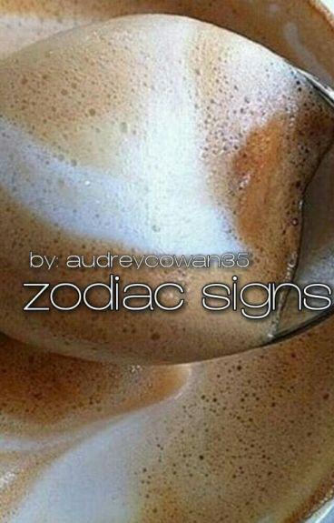 Zodiac Signs BOOK 1