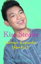 Kiss Stealer (Darren Espanto FanFic) by darrenespant0_