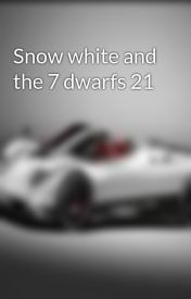 Snow white and the 7 dwarfs 21 by cakemaker1265