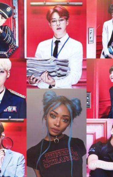 My Life Revolves Around Them(BTS love story)