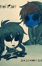 Proxy: Jane and eyeless jack, A BABY? by kiittysoftpaws
