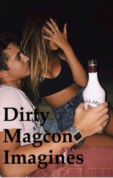 Dirty Magcon Imagines