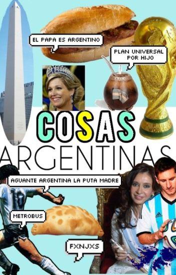 Cosas Argentinas.