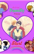 Family From the Start (Destiel AU) by Lahatiel