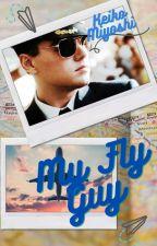 My Fly Guy by Amethyst36