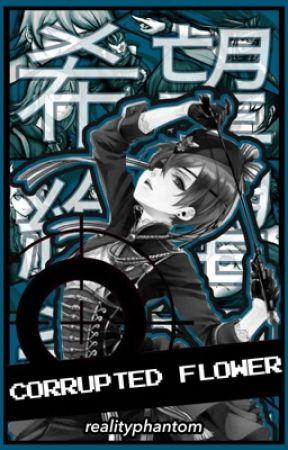 Corrupted Flower (Various x Reader) - Claude Faustus (Black