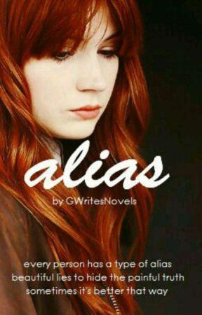 Alias by GWritesNovels