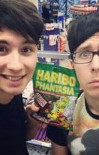 Adopted by Dan and Phil (danisnotonfire & AmazingPhil) by OneYearMaybe