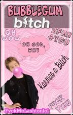 Bubbegum Bitch. ¡Lashton, AU! |English translation| by -LarryLashton-