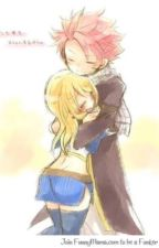 Fairy Tail Nalu Lucy Leaves the Guild by lunaali