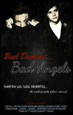 Bad Demons Bad Angels |Larry| by Josk00