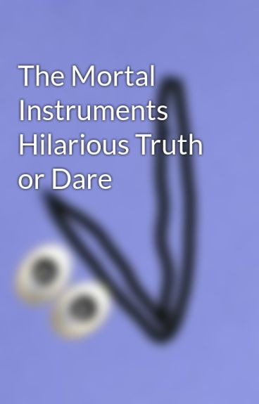 The Mortal Instruments Hilarious Truth or Dare