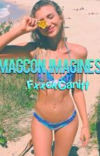 Magcon Imagines by FxxckCaniff