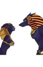 If You Only Knew (Anubis x Bastet!Reader) by SilverMints