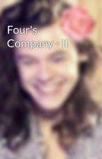 Four's Company - II by vampire_angel_z