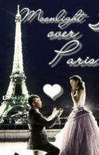 Moonlight Over Paris  by monstervk