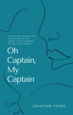 Oh Captain, My Captain: Jonathan Toews by hat-trick9