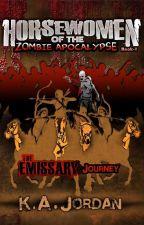 Horsewomen of the Zombie Apocalypse by KAJordan2