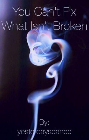 fixing what isnt broken