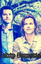 Like yesterday (A Sam Winchester and Castiel Novak fanfiction) by SupernaturalPTX