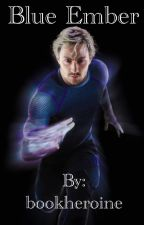 Blue Ember (Pietro Maximoff) by bookheroine