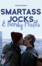 Smartass Jocks & Nerdy Misfits (boyxboy) by Maddydrey