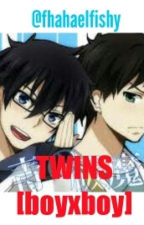 TWINS [boyxboy] by fhahaelfishy