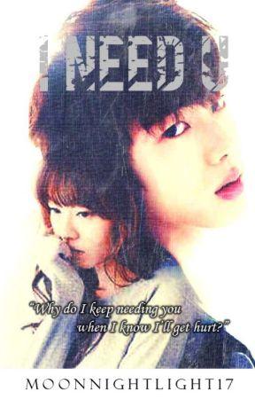 I NEED UㅣBTS Jin by moonnightlight17
