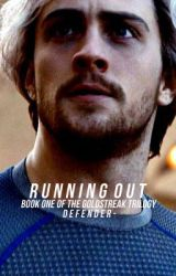 Running Out » avengers / quicksilver by defender-