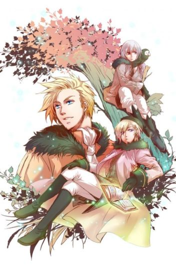 Hetalia Legend Of The Wolf Girl: Nordics x Reader