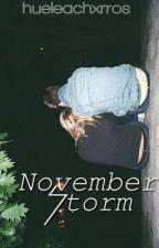 november storm ✄ (NR #2) [segunda edición] by hueleachxrros