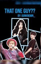 That One Guy?? [ IU || Exo ] by uunknown_