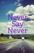 Never Say Never by Jesica14