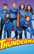 The Thundermans by SwimmaFever