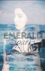Emerald Sparks by dorkregui