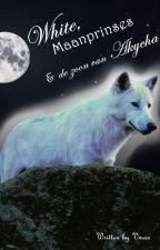 White, Maanprinses & de zoon van Akycha by VmaxNL