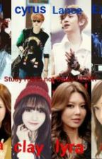 """Study HARD not Study HEART""[EXOSHIDAE FANFIC] by animatorgirl"