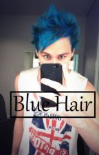 Blue Hair ✅ Michael by xxlittlepaynexx