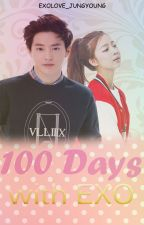 100 days with EXO (a slave contract) by ExoAeri_Lex5401