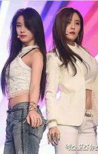 [DRABBLES] MinYeon/JiMin by OanhNguyn8