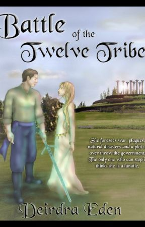 Battle of the Twelve Tribes by DeirdraEden