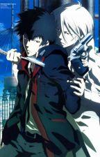 Eyes Wide Open: Psycho Pass (Kogami X Makishima) by Akasha1908